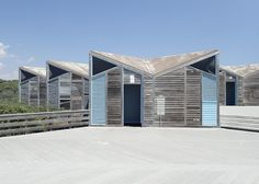 """Restroom Architecture, Watch Hill, Fire Island, New York, July 2015 / Fujifilm X100T, From """"Summer Snaps 2015"""" at rspny.com"""