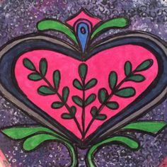 love heart wood wall plaque mixed media folk art wood wall hanging by Lovemyartfarm on Etsy https://www.etsy.com/listing/267042459/love-heart-wood-wall-plaque-mixed-media