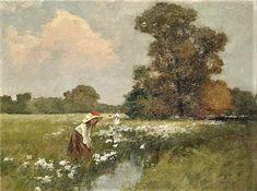 Artist, Painting, Beautiful, Flowers, Pintura, Hungary, Artists, Paintings, Draw