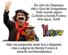 Guri de Uruguaiana Furacu