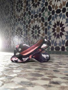 Grace flats ss 2012 #Fornarina
