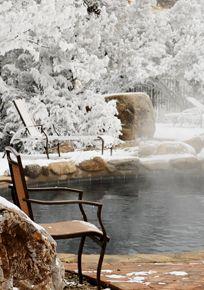 Mt. Princeton Hot Springs Resort in Colorado.