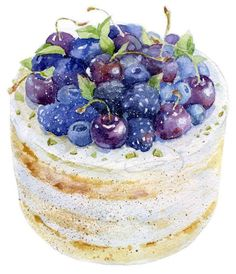Картинки на кулинарную тему, пирожное, торт