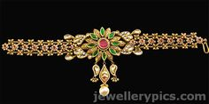 TBZ Award Winning Gold Vivah Collection designs - Latest Jewellery Designs