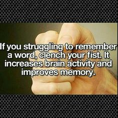This is how to improves your memory! ☺
