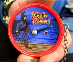 Marvelous Magic Sword Puzzle . Great party favor and easy magic trick from MagicTricks.com . #partyfavor #magicparty