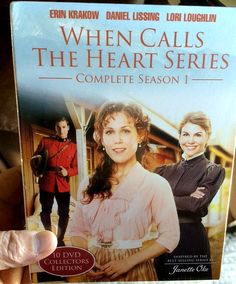 When Calls the Heart on Hallmark Channel--  ends 5/14/15