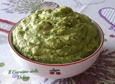 Crema di zucchine per pasta