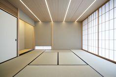 Nakamura Residence | Kidosaki Architects Studio | Japan | Living Room Design | Living Room Lighting