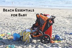 Beach essentials for baby // blog.rightstart.com