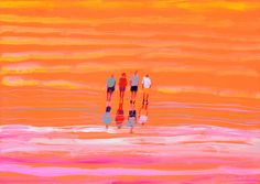 A beautiful digital reproduction of Walking on Lake Eyre, printed on cotton rag, acid free, textured fine art paper. Hand signed and numbered by the artist. Kendo, National Art School, Essence Of Australia, Blue Horse, Art En Ligne, Collage, Aboriginal Art, Australian Artists, Limited Edition Prints