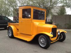 1925 Ford Model T for sale by Private Seller , people in friendly , Edgington ClassyAuto com , ClassyAuto Com 1925 - Gilbert - Cars - Used Cars Hot Rod Pickup, Old Pickup Trucks, Old Ford Trucks, Hot Rod Trucks, New Trucks, Cool Trucks, Antique Trucks, Vintage Trucks, Custom Cars