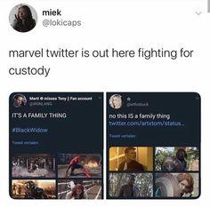 Marvel Fan Art, Disney Marvel, Marvel Avengers, Marvel Comics, Funny Marvel Memes, Marvel Jokes, Avengers Memes, Romanogers, The Avengers