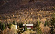 Norway's highways ar