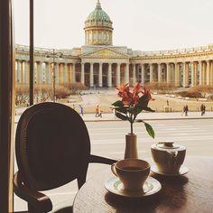 1,479 отметок «Нравится», 32 комментариев — Lebed Anastasia (@sswanssia) в Instagram: «Секрет идеального утра раскрыт  #моипитерскиезарисовки #питер #петербург #санктпетербург #спб…»