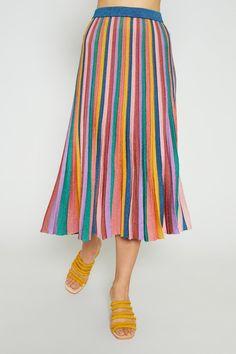 Gorman Online :: Rainbow Knit Skirt - New Arrivals