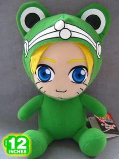 Naruto Uzumaki Naruto Frog Plush Doll NAPL0072