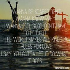I Want Crazy- Hunter Hayes