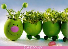 Fun Easter eggs