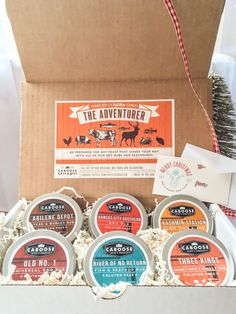 The Adventurer Grillmaster Gift Set - Small Size by Caboose Spice & Company on Gourmly