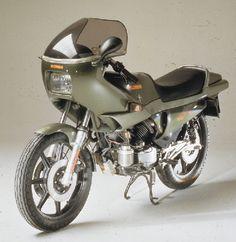 Moto Morini Turbo 1981
