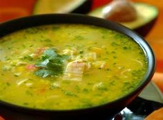 avocado crab stick soup - Google Search