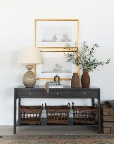 Rustic Home Decor Allen Console McGee & Co.Rustic Home Decor Allen Console McG Cozy Bedroom Ideas allen Console CoRustic Decor Home McG McGee rustic Home Interior, Interior Design, Entryway Decor, Foyer, Entrance Decor, Entryway Ideas, Grand Entrance, Home Design, Cheap Home Decor