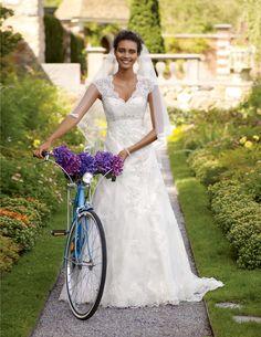 Figure-Flattering Wedding Dresses - Wedding Dresses and Fashion Ideas