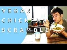 Turmeric Chickpea Breakfast Scramble | VEGAN | Tom Daley - YouTube