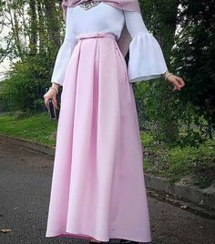Likes, 35 Comments - Fat Abaya Fashion, Modest Fashion, Fashion Dresses, Hijab Style Dress, Hijab Chic, Hijab Outfit, Muslim Women Fashion, Islamic Fashion, Modest Wear