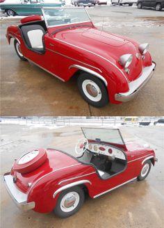 1950 Crosley HotShot Speedster