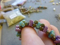 Free Rulla bead bangle pattern - Bead Magazine Community - Forums, Blogs, and Photo Galleries