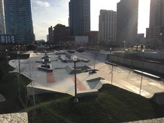 chicago skatepark - Google Search Skate Park, Chicago, Exterior, Urban, Google Search, City, Outdoor Rooms, Cities