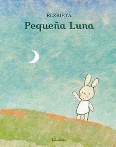 Pontevedra : Kalandraka, As primeiras palabras comezan a agromar na boca de Bubú, que todas as noites sinala a Lúa, cando outros animais cativos xa dormen.