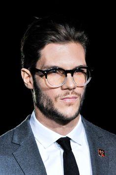 Idée et modele lunettes pour homme tendance 2017 Image Description Lentes  FW12 13 de   4c7f1fcf07ba