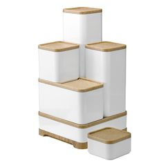 <3 Stelton storage boxes