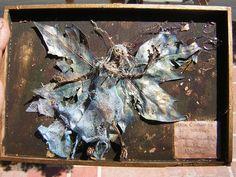 "Other Fairy, It's a ""Common Wood Fairy/Oreades silvestrus"" Beautyful right? Owo"