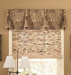 valance, shows off print and won't collect as much dust-BEST EXCEPT ALL THE WAY TO THE CEILING