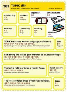 381 Learn Korean: TOPIK III
