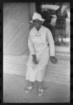 Woodville, GA, 1941. Library of Congress FSA/OWI photograph collection.