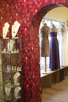 Accessoires und Abendmode La Rose Noire Couture Martin Teufl Tengstraße 36