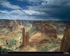 Canyon de Chelly visitare