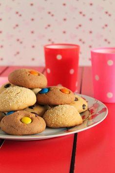Καταπληκτικά μπισκότα με 3 υλικά. Toddler Menu, Condensed Milk Cookies, Biscuits, Special Recipes, Cereal, Diy And Crafts, Recipies, Food And Drink, Cooking Recipes