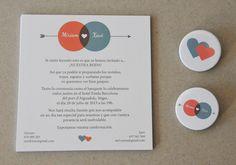 Invitaciones para boda personalizadas   Ollo Shop