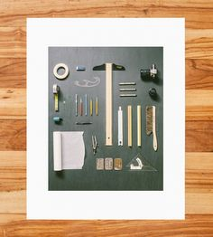 Architect Tools Taxonomy Photo Print by Mandy Mohler Photography on Scoutmob