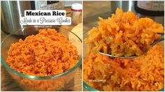 This is one pressure cooker recipe for Mexican rice that you MUST try! We take an age old technique and create an amazing recipe in a pressure cooker!