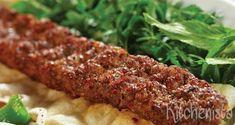 Adana kebab – Kitchenista Turkish Kitchen, Good Food, Yummy Food, Kebab Recipes, Bbq, Arabic Food, Asian Cooking, Turkish Recipes, Gastronomia