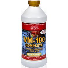 Buried Treasure Vm-100 Complete - 32 Fl Oz