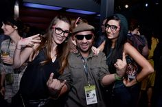 "Anthony Valadez' Day One! Haha. His ""chill night."" http://antvala.wordpress.com/2012/03/13/sxsw-wrap-up-day-1/"