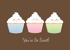 Cupcake - ThankYou by Jerrod Maruyama, via Flickr